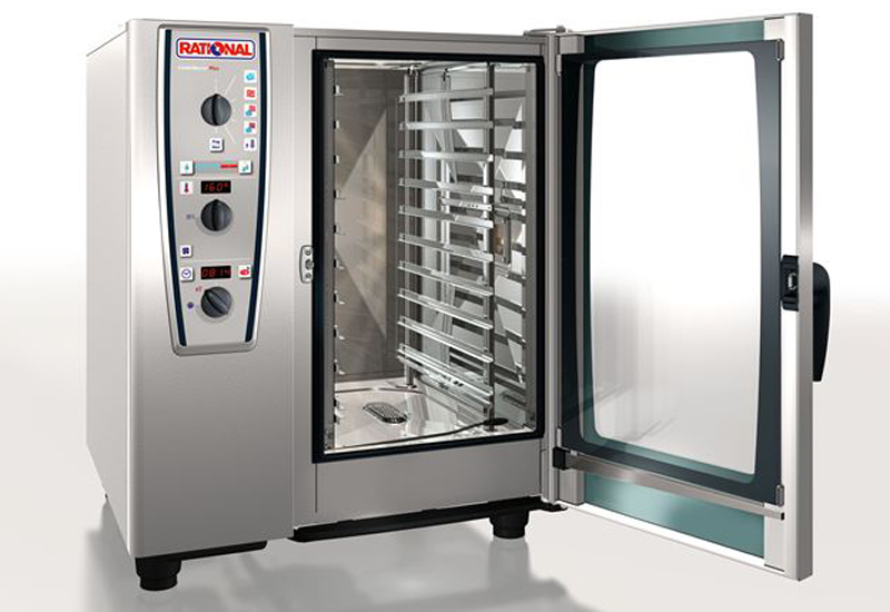 Cleaning in the combimaster plus | rational youtube.