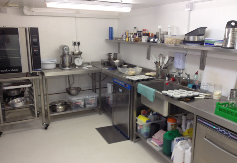 Catering Insight Service 2000 Builds Kitchen For Brick Lane Bakery