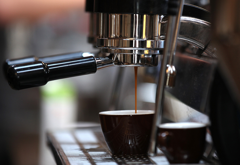 The latest coffee shop technology will be on show at this year's Caffe Culture.