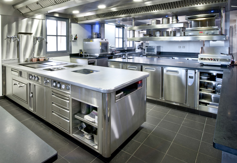 Catering Insight - Grand designs for Grande Cuisine