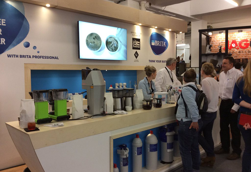 Catering Insight Brita Raises Vital Funds For Coffee
