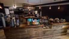 Nisbets provided the catering equipment for Bear Coffee Co in Uttoxeter.