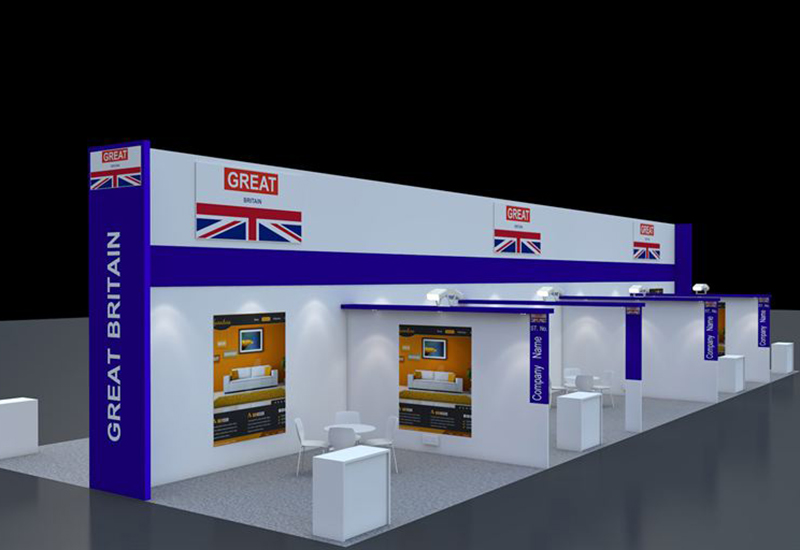 GulfHost exhibitors are some of the beneficiaries of the Tradeshow Access Programme funding.