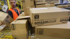 Box shifting en masse: Amazon enters the UK commercial catering sphere.