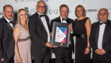 Lloyd Catering Equipment was recently presented with a salute to business by Barnsley and Rotherham Chamber of Commerce.