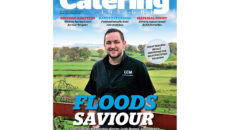 Catering Insight's December issue leads with Lakes Catering Maintenance's rescue of hospitality businesses from flooding.