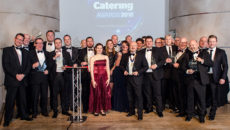 All the winners of the 2016 Catering Insight Awards.