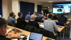 Krupps ran a dealer training day at First Choice's Cannock headquarters.