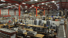 Lincat's 100,000ft2 manufacturing facility in Lincoln.