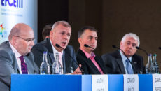 A panel of industry experts, representing different sectors, discussed the issue of sticking to the specification.