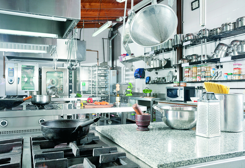 The catering equipment industry should create kitchens and foodservice environments that are as efficient and waste-free as possible.