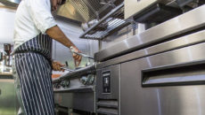 Precision refrigerated drawers were specified by CES for Festa sul Prato.