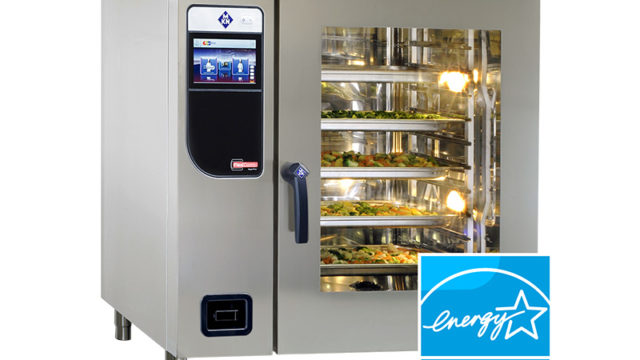 MKN combi steamers have received Energy Star certification.