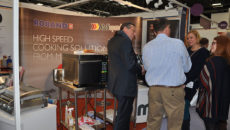 The Atollspeed brand featured prominently on Metcalfe's stand at the recent Great Hospitality Show.