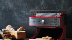 The Sycloid toaster followed introduction of Roband milkshake and drinks mixers
