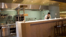 A theatre kitchen was part of iFour's outfit of Jan.