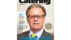 The March issue of Catering Insight leads with news of a major step-change for Classeq.