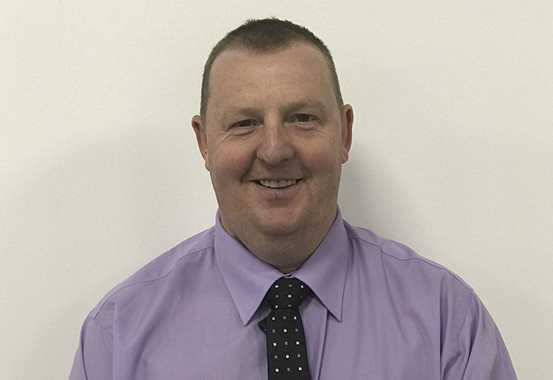 Rob Fairhurst is now Middleby UK's demonstration chef/national accounts manager.