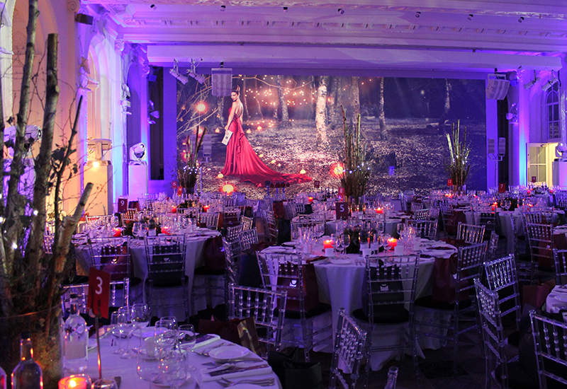 The stunning Old Billiard Room at 8 Northumberland Avenue will be the venue for this year's Catering Insight Awards gala dinner.