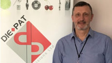 Mark Wilson is now national sales manager at Die-Pat.
