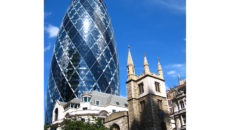CDG will undertake a project on the 39th and 40th floors of The Gherkin on behalf of Searcys.