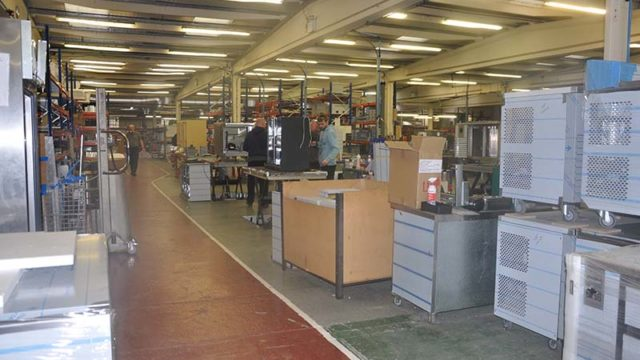 Precision's factory is headquartered in Thetford, Norfolk.