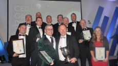 Winners and finalists of this year's CEDA Grand Prix Awards.
