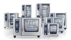 Keith Elkington Transport will be helping to refurbish used Rational combi ovens.