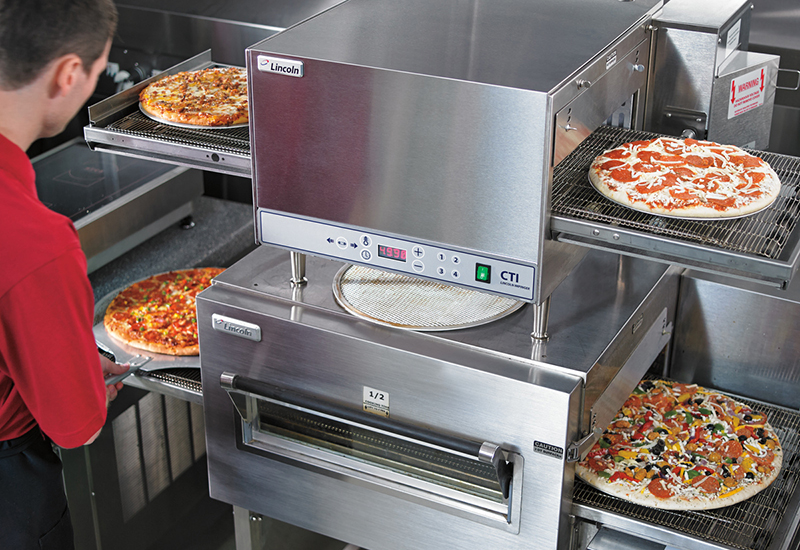 Welbilt believes volume, menu and operators' staff must be taken into account when specifying a pizza oven.