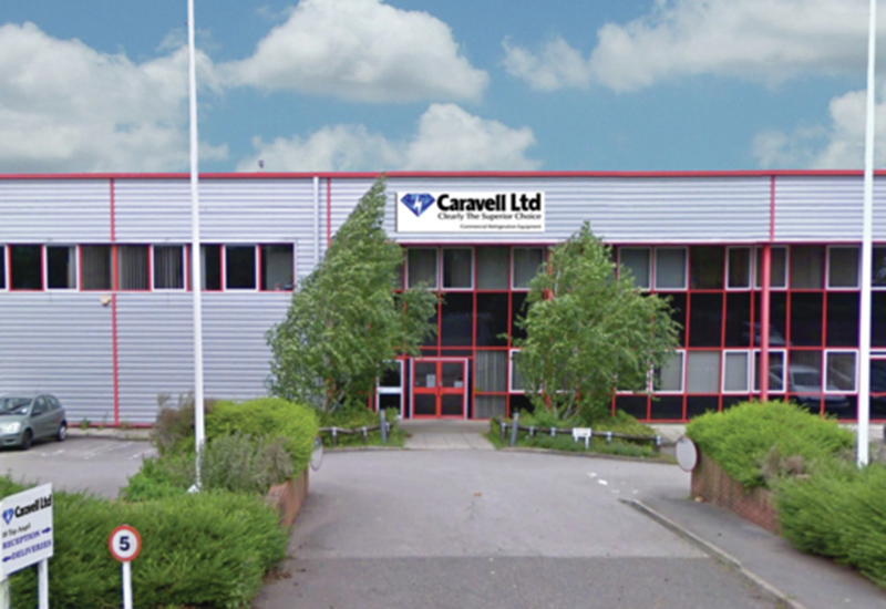 Caravell Ltd is now operating from its former Buckingham warehouse.