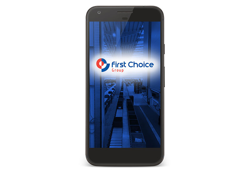 The First Choice app gives users access to more than 3,000 equipment manuals.