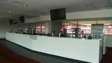 New KCCJ joiners will be able to work on projects such as this recent stadium fit-out.
