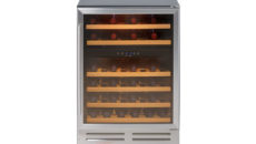 Lec's 600mm wide wine cooler, the largest in the range.