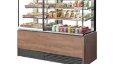Fri-Jado's new display range is available in heated and chilled variants.