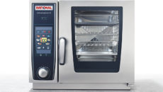 Rational's latest SelfCookingCenter XS will be showcased on its Commercial Kitchen stand.