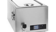 Sous Vide Tools will be showcasing its water baths at Commercial Kitchen for the first time.