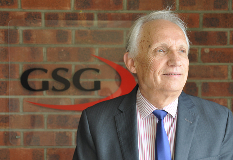 Graham Massey is looking forward to a new chapter in the GS Group history with a coming rebrand.