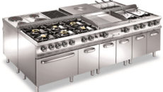 Dealers have to sell more than a set number of Hobart Cooking Solutions ranges to qualify for the Host trip.