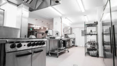 GastroNorth completed the kitchen fit out for Alcyone Healthcare's first care home, in Bedlington, Northumberland.