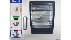 Lincat has updated the Opus CombiMaster Plus combi steamers line.