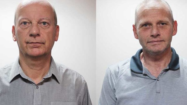 Steve Clark (left) and Chris Beckett have bolstered GastroNorth's projects team.