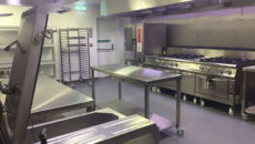 The central production facility PHCC created for The Professional Kitchen.