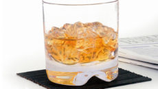 The Strahl Vivaldi double Old Fashioned tumbler from Parsley in Time.
