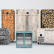 Chameleon personalisation can be used on almost all Williams refrigerators.