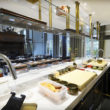 ABDA Design outfitted the latest Dinings sushi bar in Knightsbridge.
