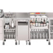 IMC's Bartender mobile workstations feature 40 different modules.