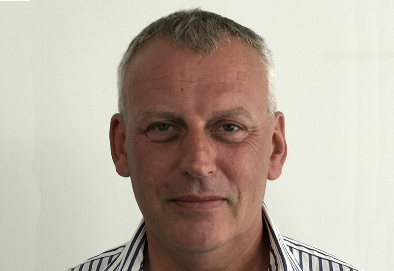 Mick Jary is Meiko UK's new specification manager.