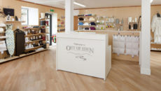 Out of Eden's new showroom spotlights everything from light catering equipment to bathroom and laundry supplies.