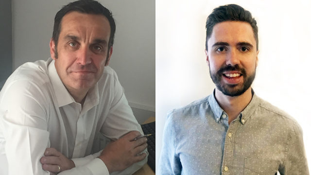 CHR MD Paul Neville and TAG UK's creative and project director Tyron Stephens-Smith are now the CEDA regional vice chairs.
