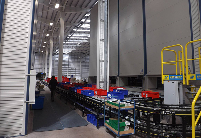 First Choice has moved into a purpose-built 100,000ft2 premises in Cannock.